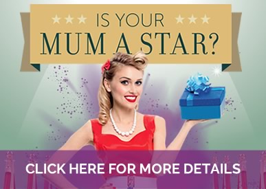 Is your Mum a star?